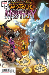 Marvel Comics's War of the Realms: Journey into Mystery Issue # 3