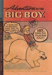 Timely Comics's Adventures of Big Boy Issue # 131