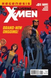 Marvel Comics's Wolverine and the X-Men Issue # 1
