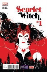 Marvel Comics's Scarlet Witch Issue # 1
