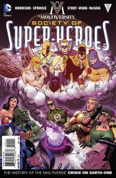 DC Comics's Multiversity: Society of Super-Heroes - Conquerors of the Counter-World Issue # 1d