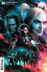 DC Comics's Suicide Squad Issue # 4b