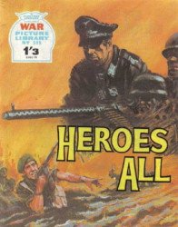 Fleetway (AP/IPC)'s War Picture Library Issue # 599