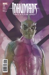 Marvel Comics's Inhumans: Once and Future Kings Issue # 5b