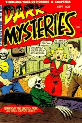 Master Publications's Dark Mysteries Issue # 8