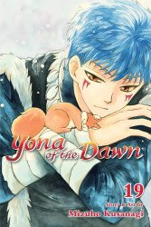 Viz Media's Yona of the Dawn Soft Cover # 19