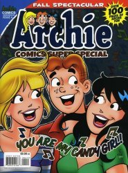 Archie Comics Group's Archie Comics Super Special Soft Cover # 4