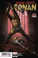 Marvel Comics's Savage Sword Of Conan Issue # 6 - 2nd print