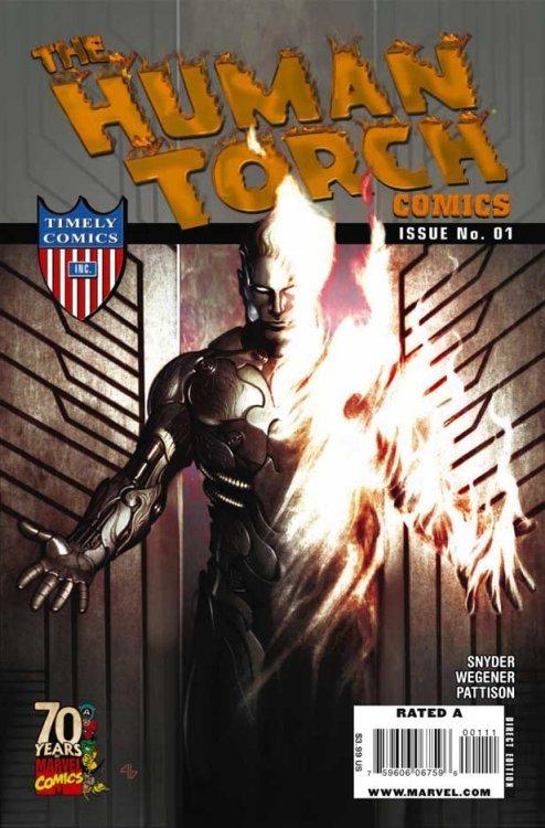 marvel comics 70th anniversary collection