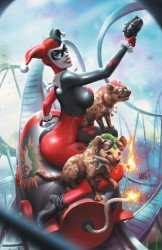 DC Comics's Harley Quinn Issue # 75ckc-c