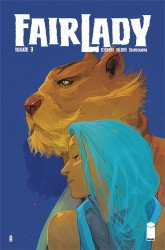 Image Comics's Fairlady Issue # 3b