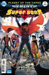 DC Comics's Super Sons Issue # 7