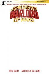 Dynamite Entertainment's John Carter: Warlord of Mars Issue # 1f