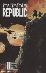 Image's Invisible Republic Issue # 11