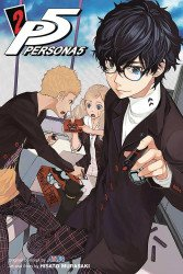 Viz Media's Persona5 Soft Cover # 2