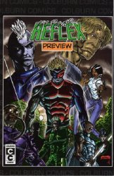 Colburn's Power Reflex Preview Issue # 1