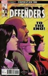 Marvel Comics's The Defenders Issue # 10