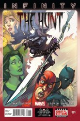Marvel Comics's Infinity: The Hunt Issue # 1