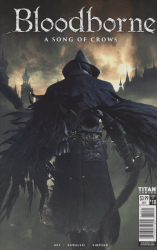 Titan Comics's Bloodborne Issue # 10b