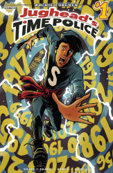 Archie Comics Group's Jughead's Time Police Issue # 1c