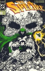 DC Comics's The Spectre Issue # 1