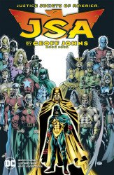 DC Comics's JSA by Geoff Johns TPB # 4