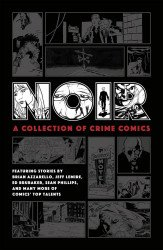 Dark Horse Comics's Noir: A Collection of Crime Comics Hard Cover # 1