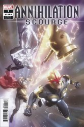 Marvel Comics's Annihilation: Scourge - Alpha Issue # 1c