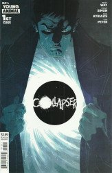 DC Comics's Collapser Issue # 1