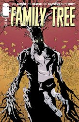 Image Comics's Family Tree Issue # 3-2nd print