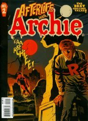 Archie's Afterlife With Archie - Magazine Issue # 2
