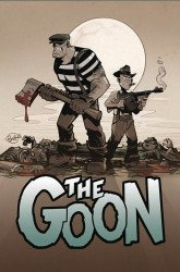 Albatross Exploding Funny Book's The Goon Issue # 8b