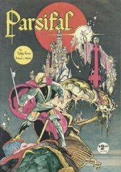 Star Reach Publications's Parsifal Issue # 1b