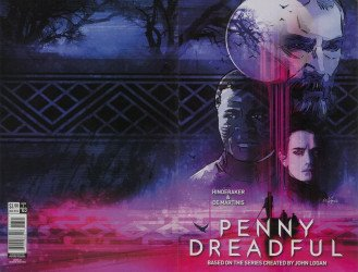 Titan Comics's Penny Dreadful Issue # 3b
