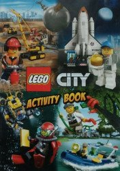 LEGO Systems's LEGO City: Activity Book Issue # 4650342