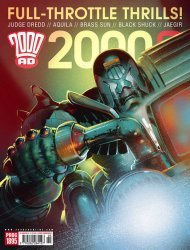 Rebellion's 2000 AD Issue # 1895