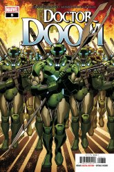 Marvel Comics's Doctor Doom Issue # 8