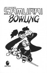 Oddity Comics's Samurai Bowling  Issue # 1