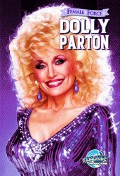 Tidal Wave Studios's Female Force: Dolly Parton Issue # 1comic flea-b