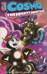 Archie Comics Group's Cosmo: Mighty Martian Issue # 5b