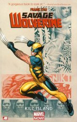 Marvel's Savage Wolverine TPB # 1