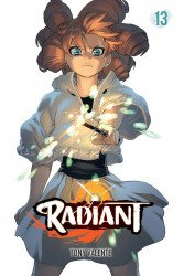 Viz Media's Radiant Soft Cover # 13