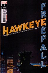 Marvel Comics's Hawkeye: Freefall Issue # 3 - 2nd print