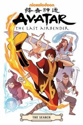 Dark Horse Comics's Avatar the Last Airbender: Search Omnibus TPB # 1