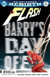 DC Comics's The Flash Issue # 5