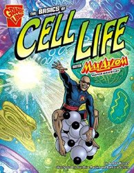 Capstone Press's Graphic Library: Basics of Cell Life Soft Cover # 1