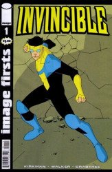 Image Comics's Invincible Issue # 1image firsts-a
