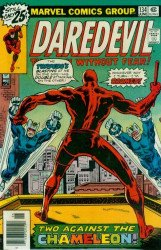 Marvel Comics's Daredevil Issue # 134