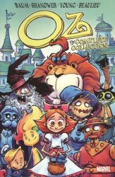 Marvel Comics's Oz: Complete Collection TPB # 3