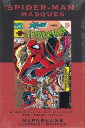 Marvel Comics's Spider-Man: Masques Hard Cover # 1b